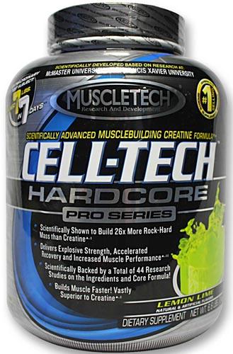 MuscleTech Cell-Tech Hardcore Pro Series