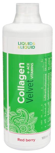 Жидкость с коллагеном Collagen Velvet от Liquid&Liquid