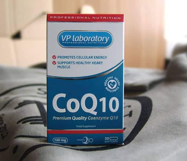 Добавка в капсулах coq10 vplab