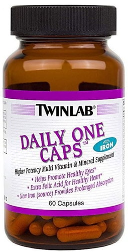 Добавка daily one caps в упаковке 60 капсул