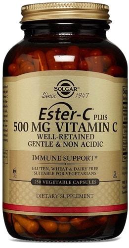 Витамины от Солгар Ester C 250 капсул