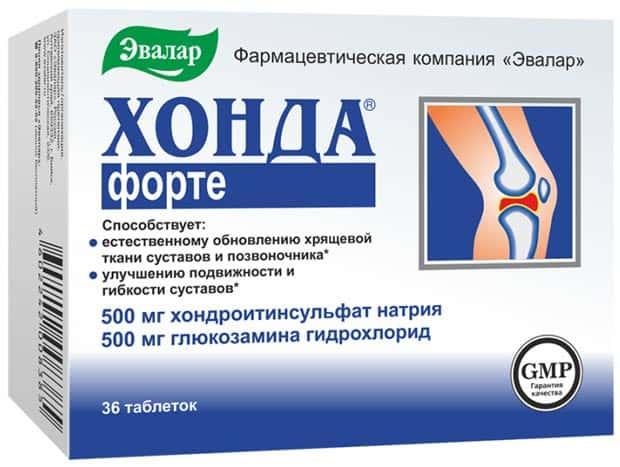 Добавка от Эвалар 36 таблеток Хонда Форте