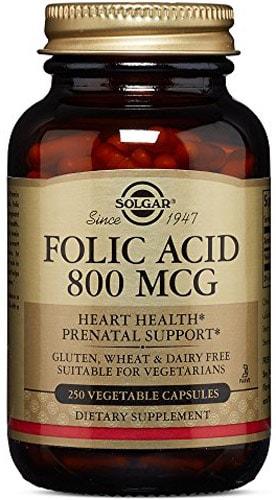 Добавка с фолиевой кислотой 250 таблеток