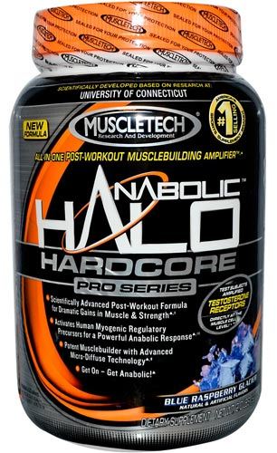 Anabolic HALO от MuscleTech
