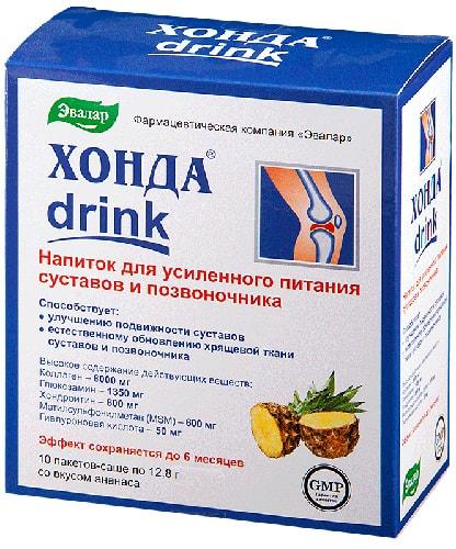 Напиток Хонда