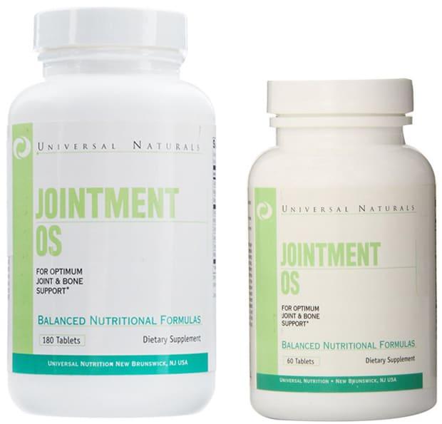 60 и 180 таблеток Universal Nutrition Jointment OS