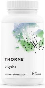 Добавка в упаковке из 60 капсул от Thorne Research