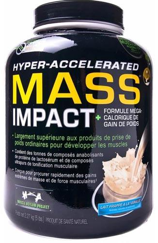 Muscle Asylum Project Mass Impact