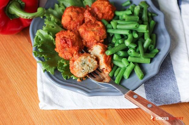 рыбные тефтели - рецепт с фото