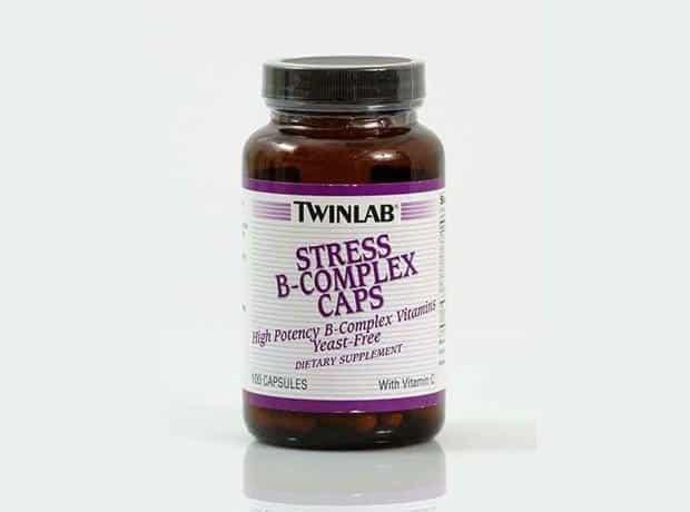 БАД от стресса twinlab stress