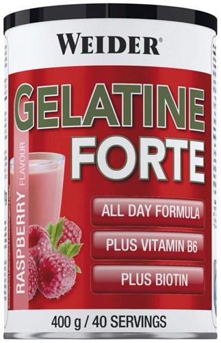 БАД со вкусом малины Weider Gelatine Forte