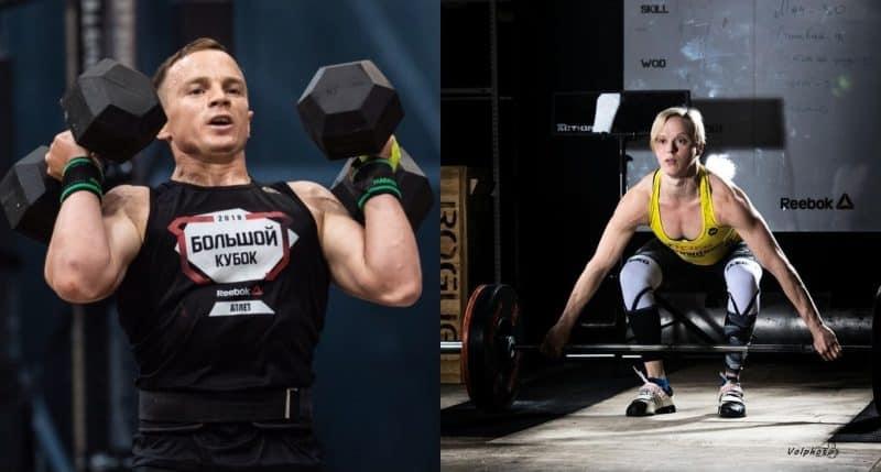 CrossFit Open 19.3: результаты российских атлетов