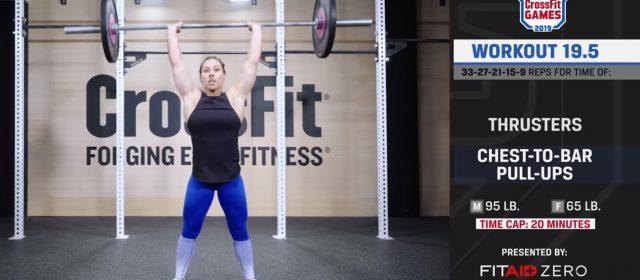 CrossFit Open19.5