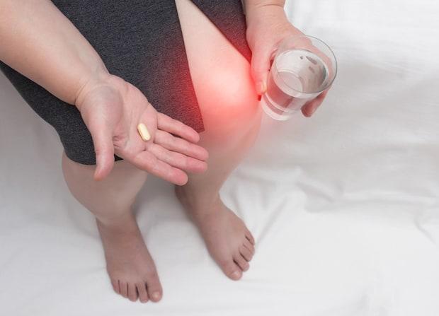 Таблетка от больных коленей