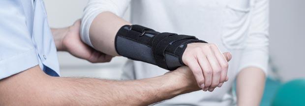 Рука в стабилизаторе