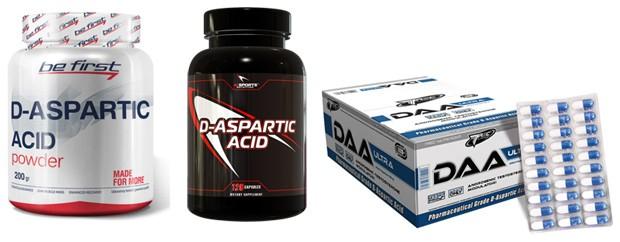 Три БАДа с аминокислотой