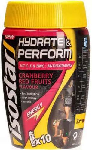 Hydrate and Perform со вкусом красных ягод