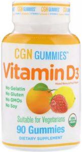Упаковка витаминов Vitamin D3 Gummies