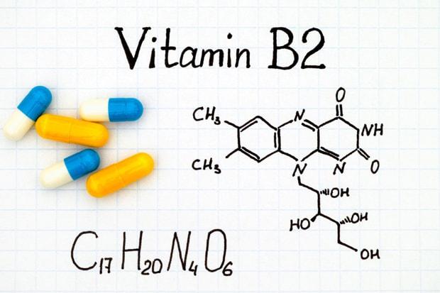 Две формулы рибофлавина