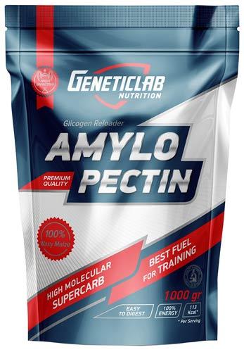 Упаковка БАДа GeneticLab Amylopectin
