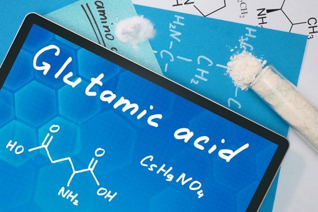 Формула глутаминовой кислоты