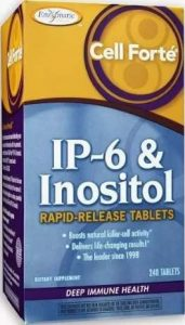 Капсулы IP-6 & Inositol