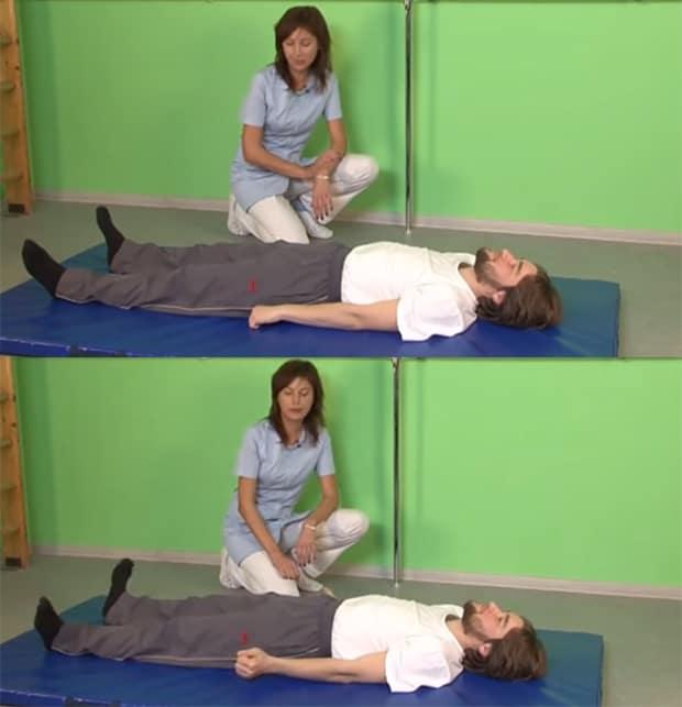 Круговые движения кулаками и ступнями