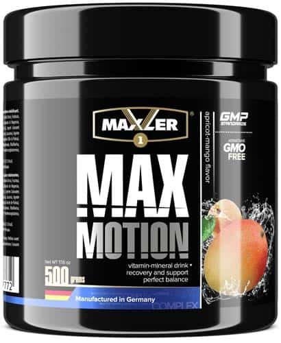Max Motion Maxler вкус абрикос и манго