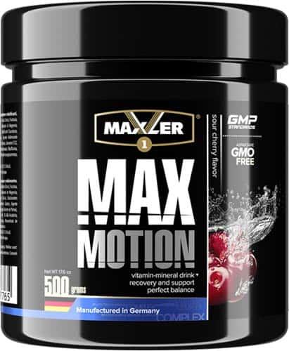 Max Motion Maxler со вкусом вишни