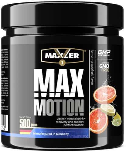 Max Motion Maxler со вкусом лимона и грейпфрута