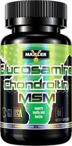Спортивное питание Glucosamine Chondroitin MSM Maxler
