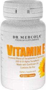 Витамин Vitamin E от Dr. Mercola