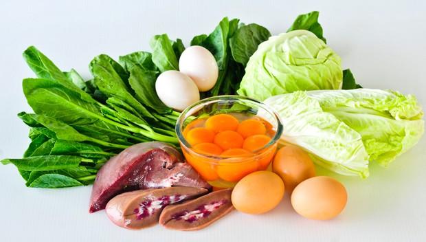 Продукты, содержащие витамин Н