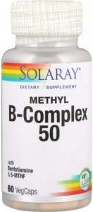 Упаковка добавки от Solaray