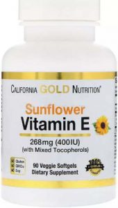 Добавка Vitamin E from Sunflower