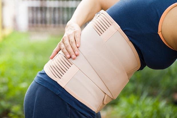 Больная спина после травмы