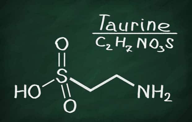 Формула таурина