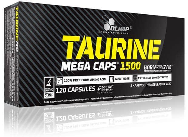 Добавка Olimp Taurine
