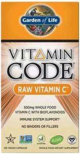 Витамин Vitamin Code, Raw Vitamin C