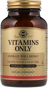 Упаковка Vitamins Only