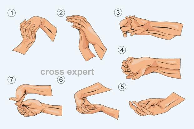 Изометрические упражнения для кисти