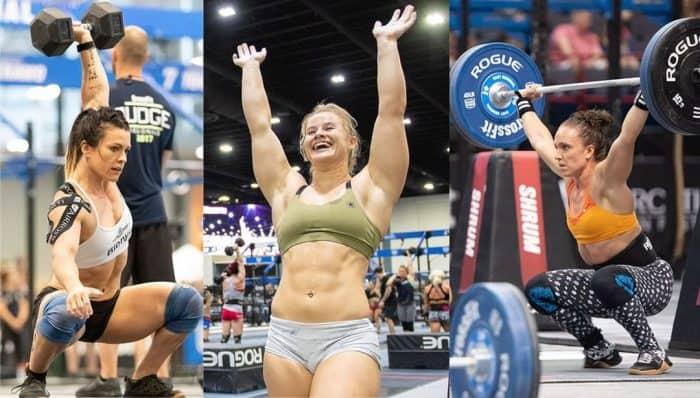 Mid-Atlantic CrossFit Challenge 2019-women