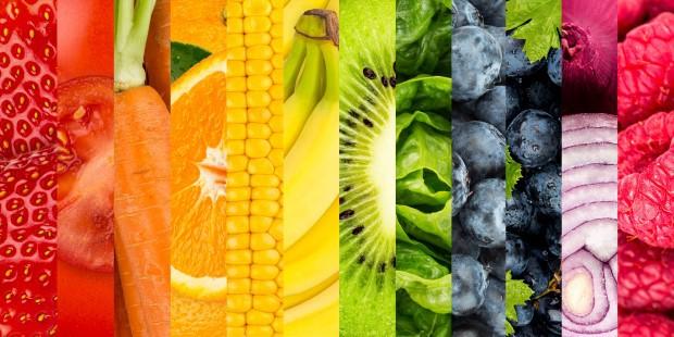 Гликемический индекс фруктов, овощей и ягод (таблица)