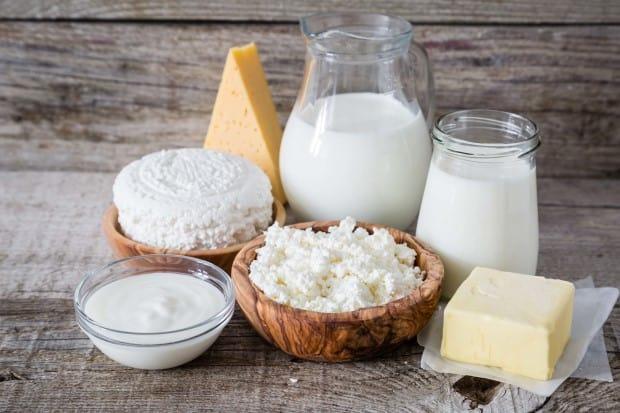 Гликемический индекс молочных продуктов - anaumenko