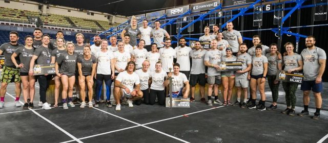 Mid-Аtlantic crossfit challenge-2019