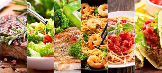 Таблица калорийности готовых продуктов и блюд