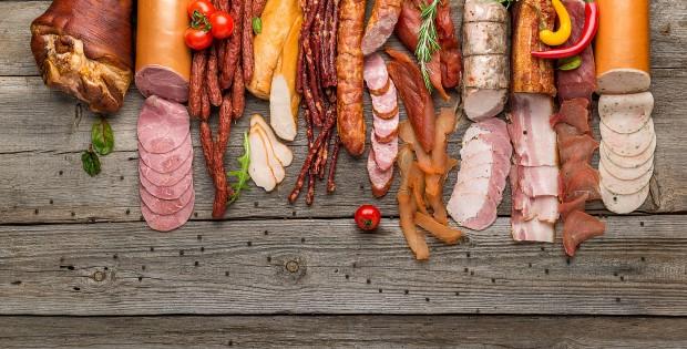 Таблица калорийности колбасы и колбасных изделий