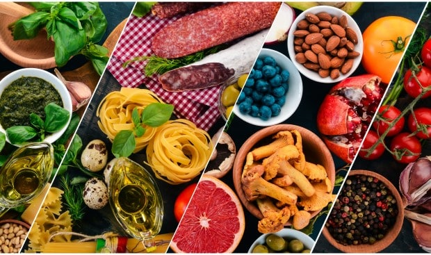 Таблица калорийности по Борменталю
