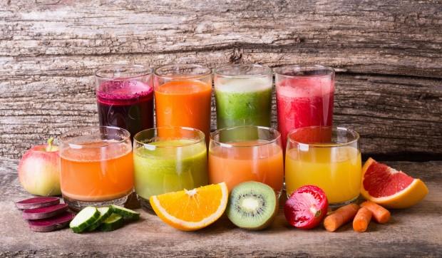 Таблица калорийности соков