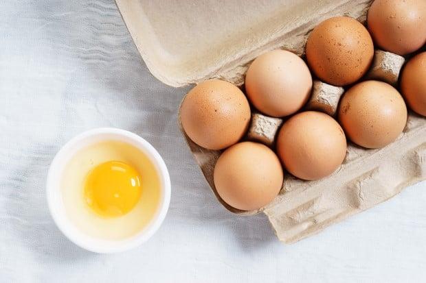 Таблица калорийности яиц и продуктов из яиц